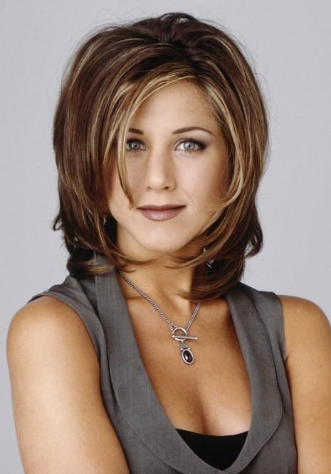 Rachel from friends haircut