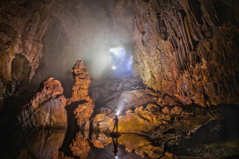 запутанная мире в самая пещера