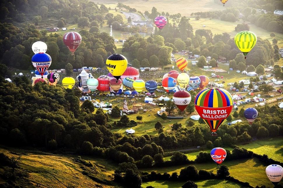 Какого числа Фестиваль воздушных шаров в 2018 году. Дата праздника