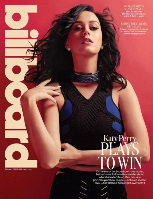 Кэти Перри в Billboard Magazine