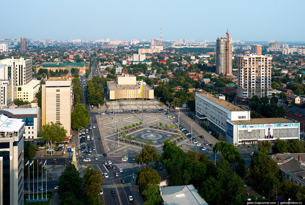 фото краснодар город на посмотреть