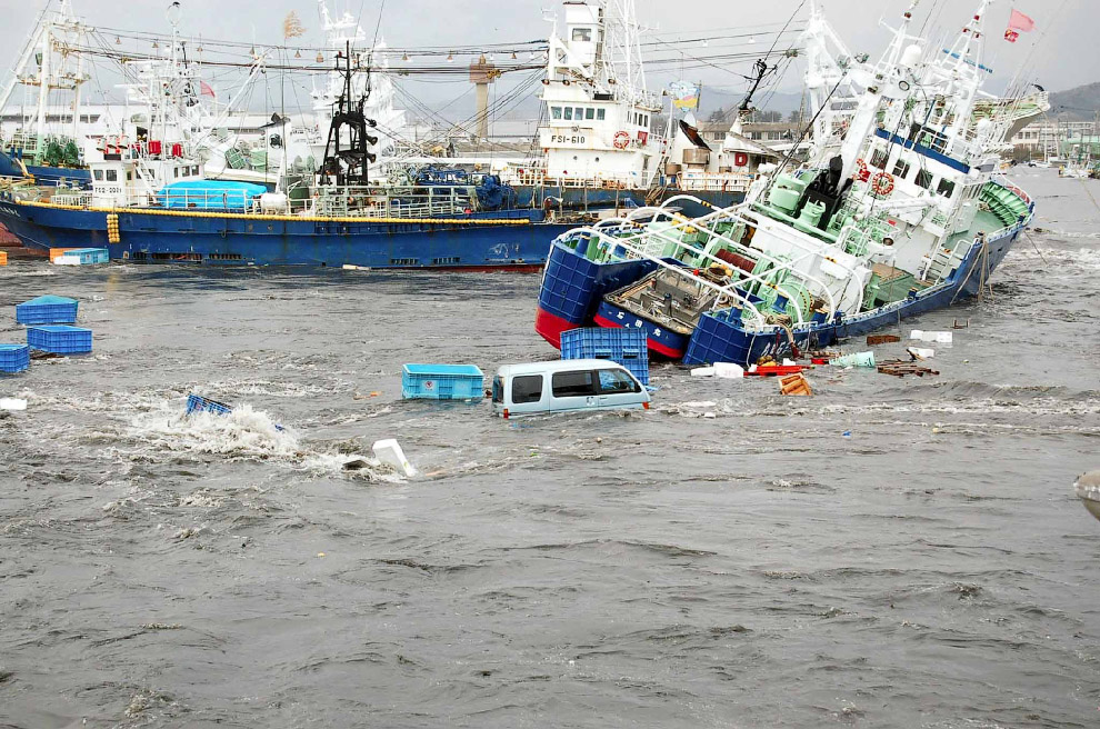 essay tsunami 2011