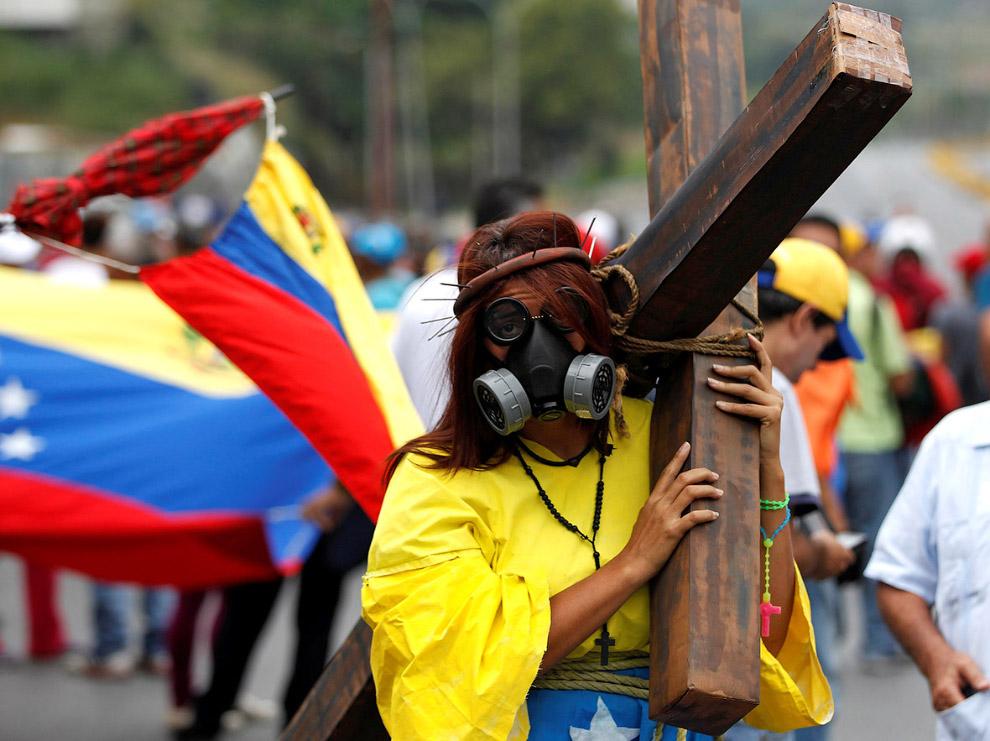 США и их союзники активируют оборонительный пакт из-за ситуации в Венесуэле