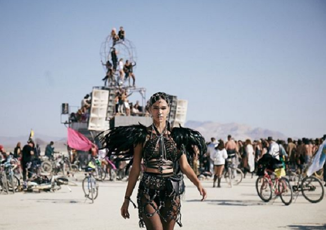 Фотоотчет Burning Man-2019