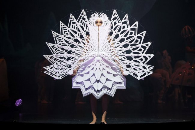 Дизайн одежды: World of WearableArt 2019
